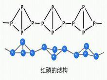 红磷的结构