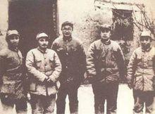 中国人民解放军第二野战军将领