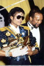 Michael Jackson 1984 Grammy Awards