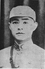 1933年张自忠在喜峰口抗战前线